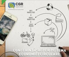 Conferinta Circular 3.0, organizata de Green Report